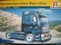 Mercedes-Benz Actros Black Edition  1/24