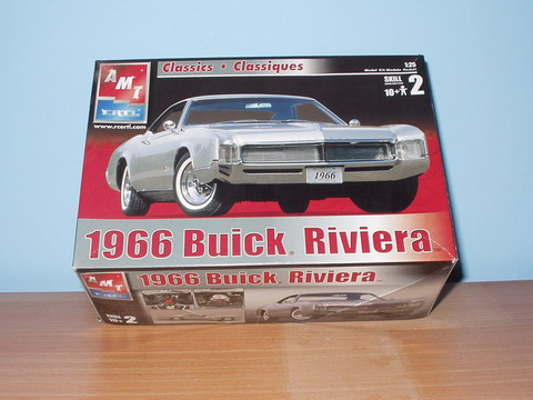 1966 Buick Riviera 1/25 by ATM/ERTL