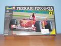 Ferrari F2003-GA 1/24